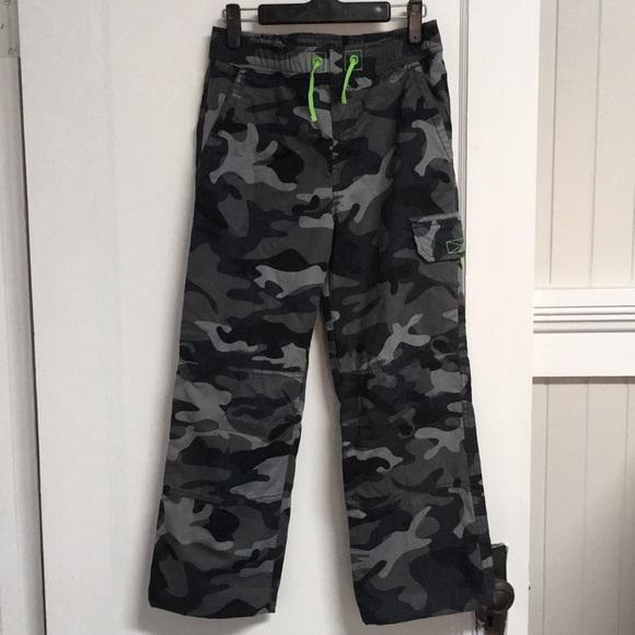 fd70595eff4 Cargo camo pants
